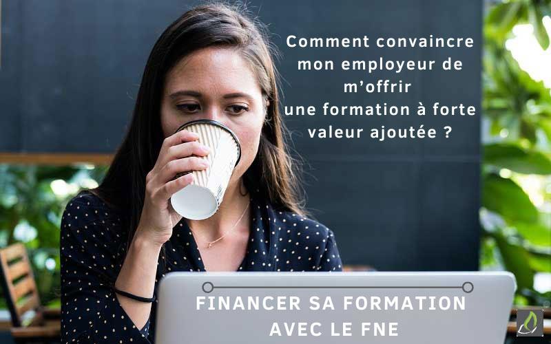 Financer sa formation avec le FNE